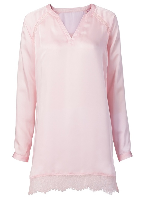 Bonprix Plus Tunik Pembe